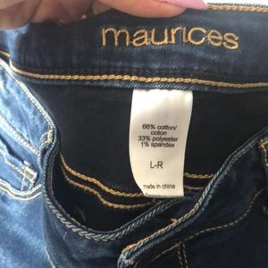 Maurices Jeans - Maurice's stretch jean